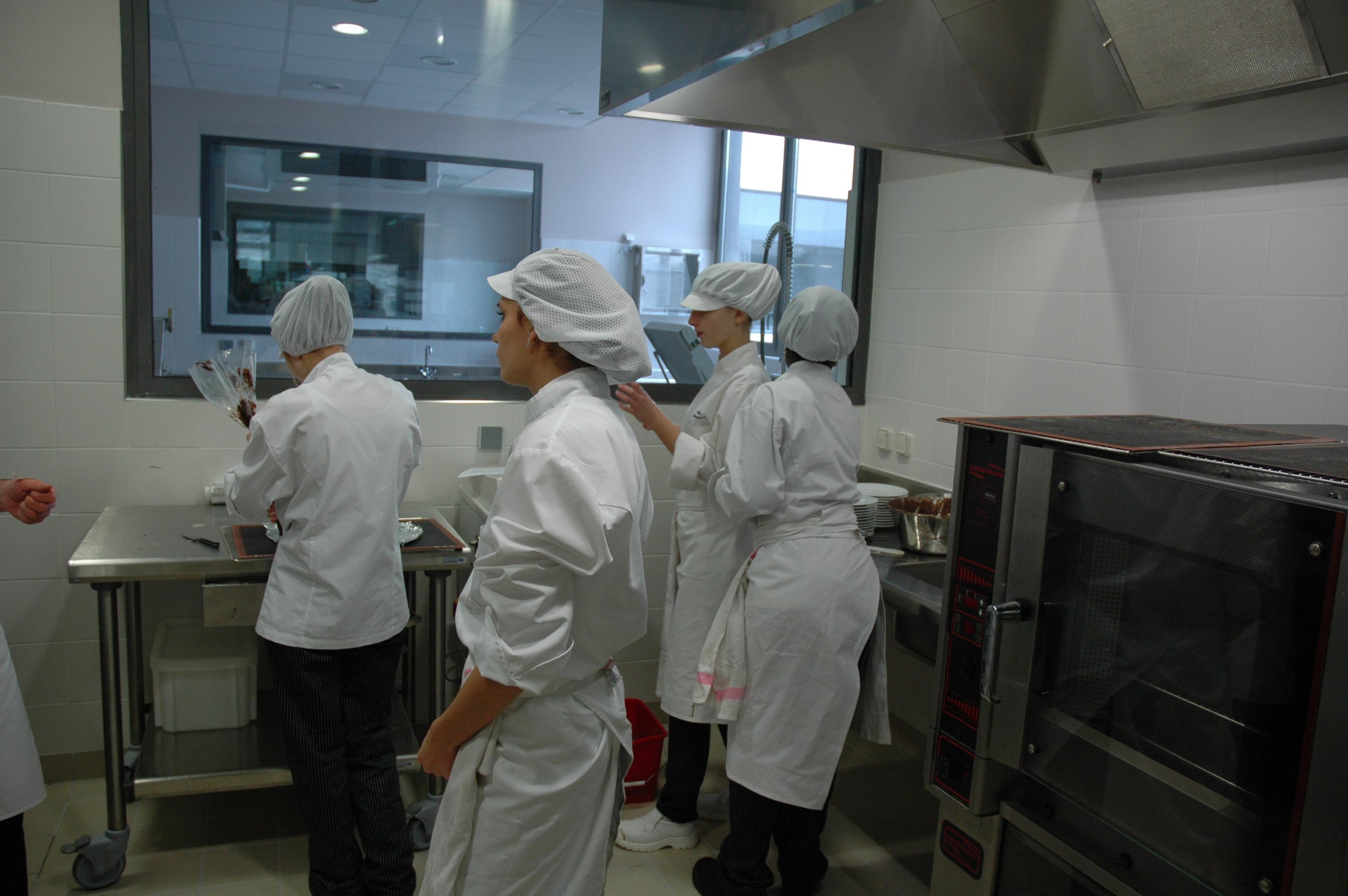 Les formations dispens es au lyc e lyc e edc - Brevet professionnel cuisine ...